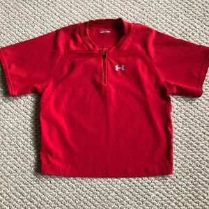 Under Armour YMD youth short sleeve top